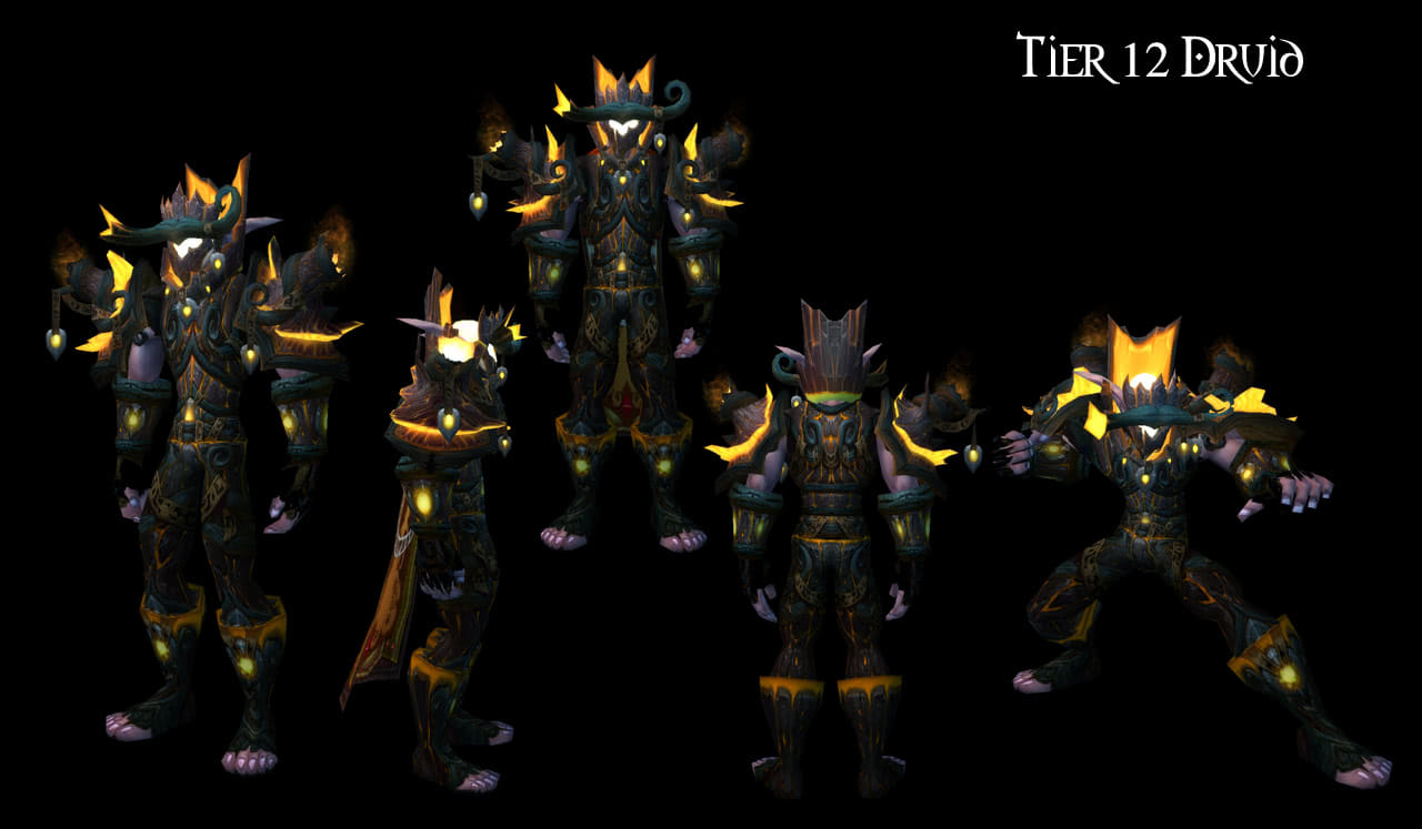 Wow Tier 12 Sets