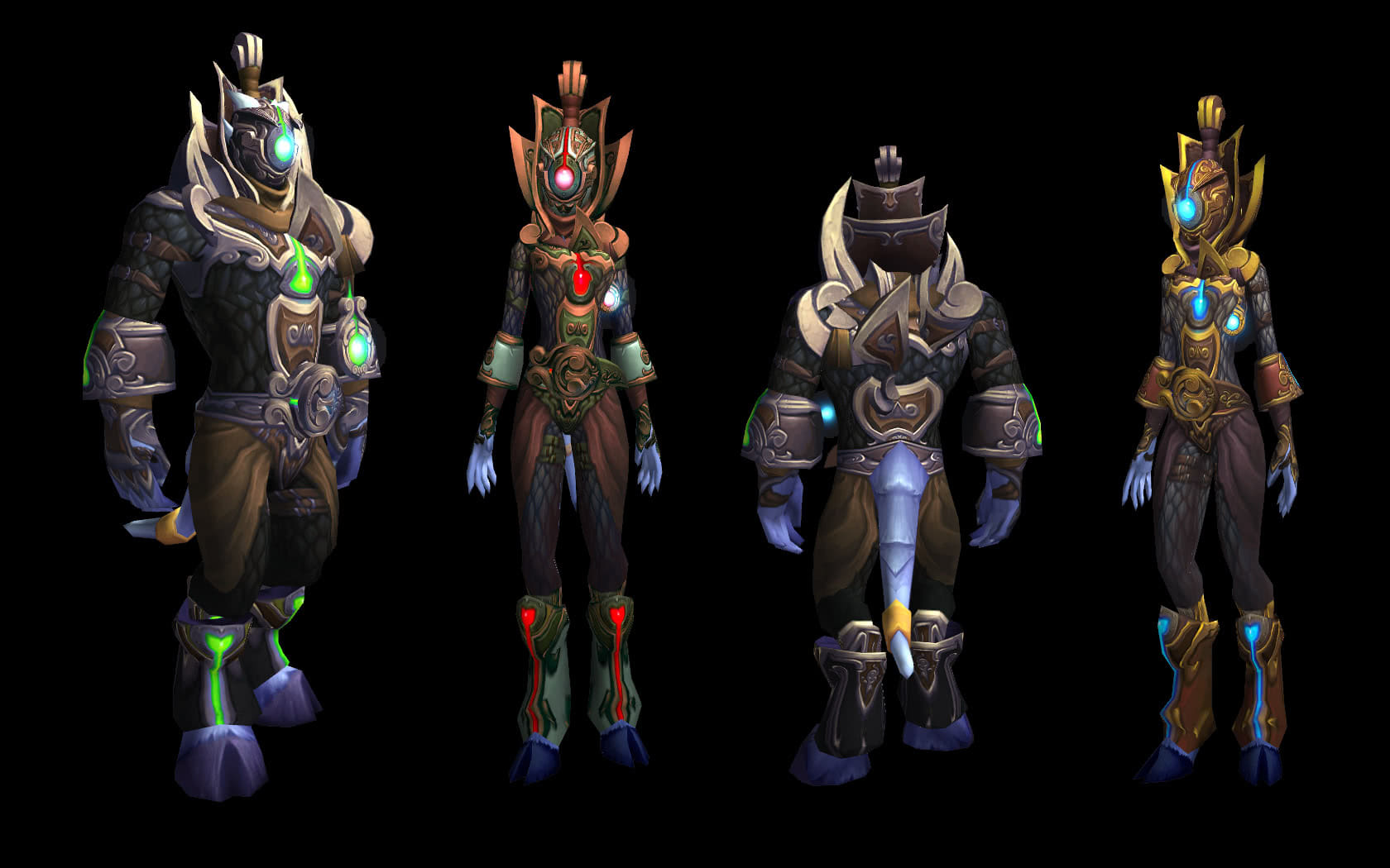 Declining quality of wow armour sets    - World of Warcraft Forums