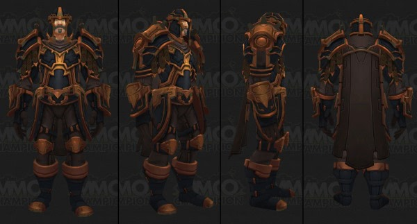 Leder-Set in Uldir