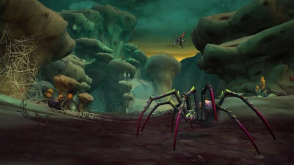 WoW Shadowlands: Feste Stufen der Quests und Reihenfolge der Gebiete