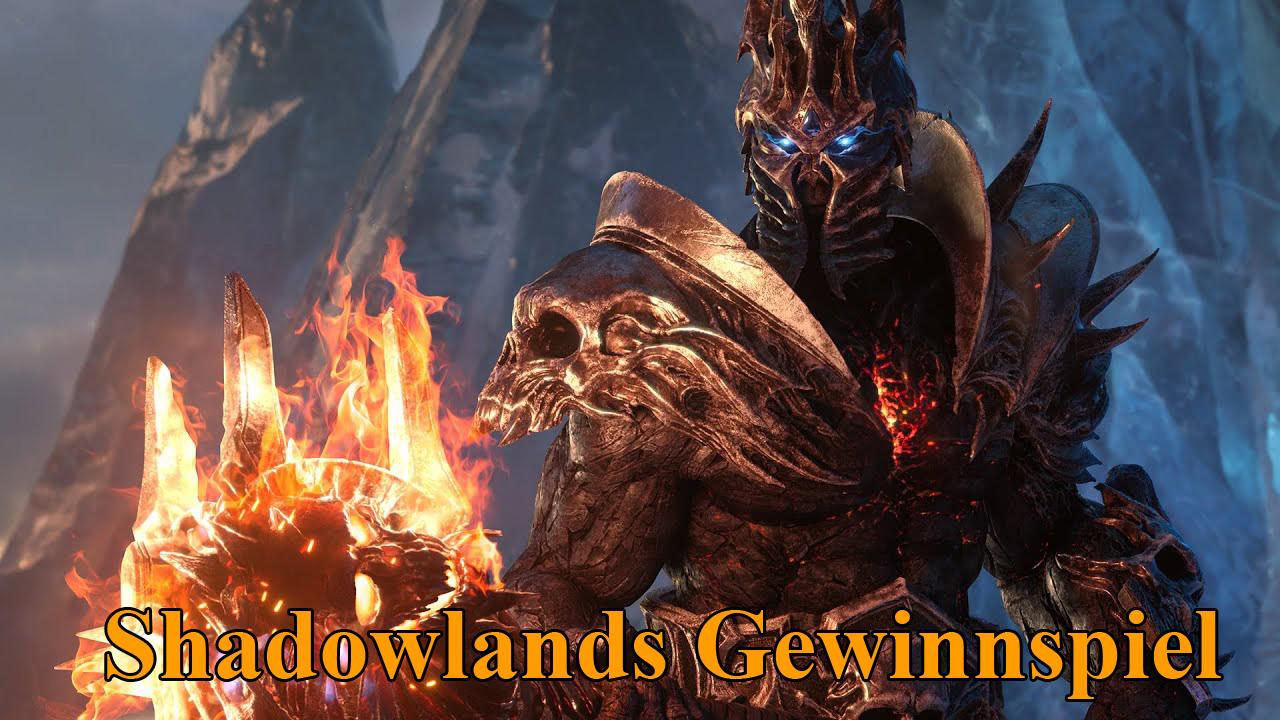 Shadowlands Beta Gewinnspiel: Wir verlosen 20 Einladungen