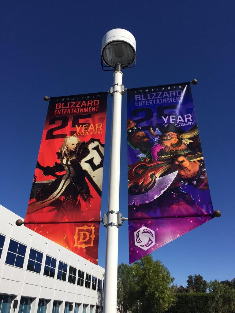 Blizzard feiert 25. jähriges Jubiläum