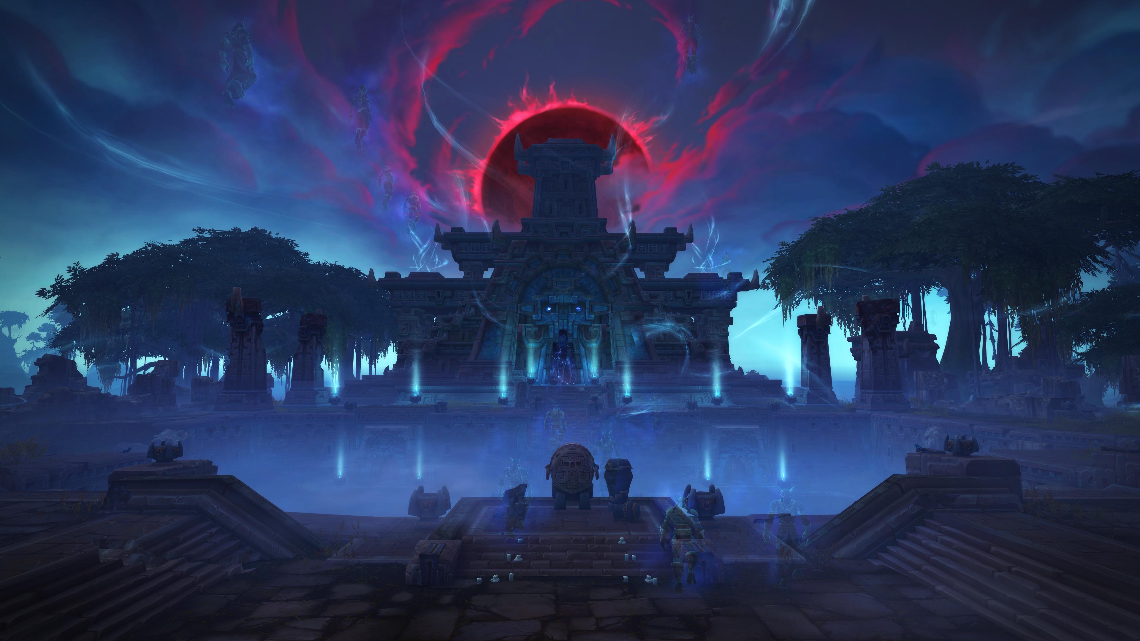 Blizzard bietet neue World of Warcraft Wallpaper in 20K zum Download an