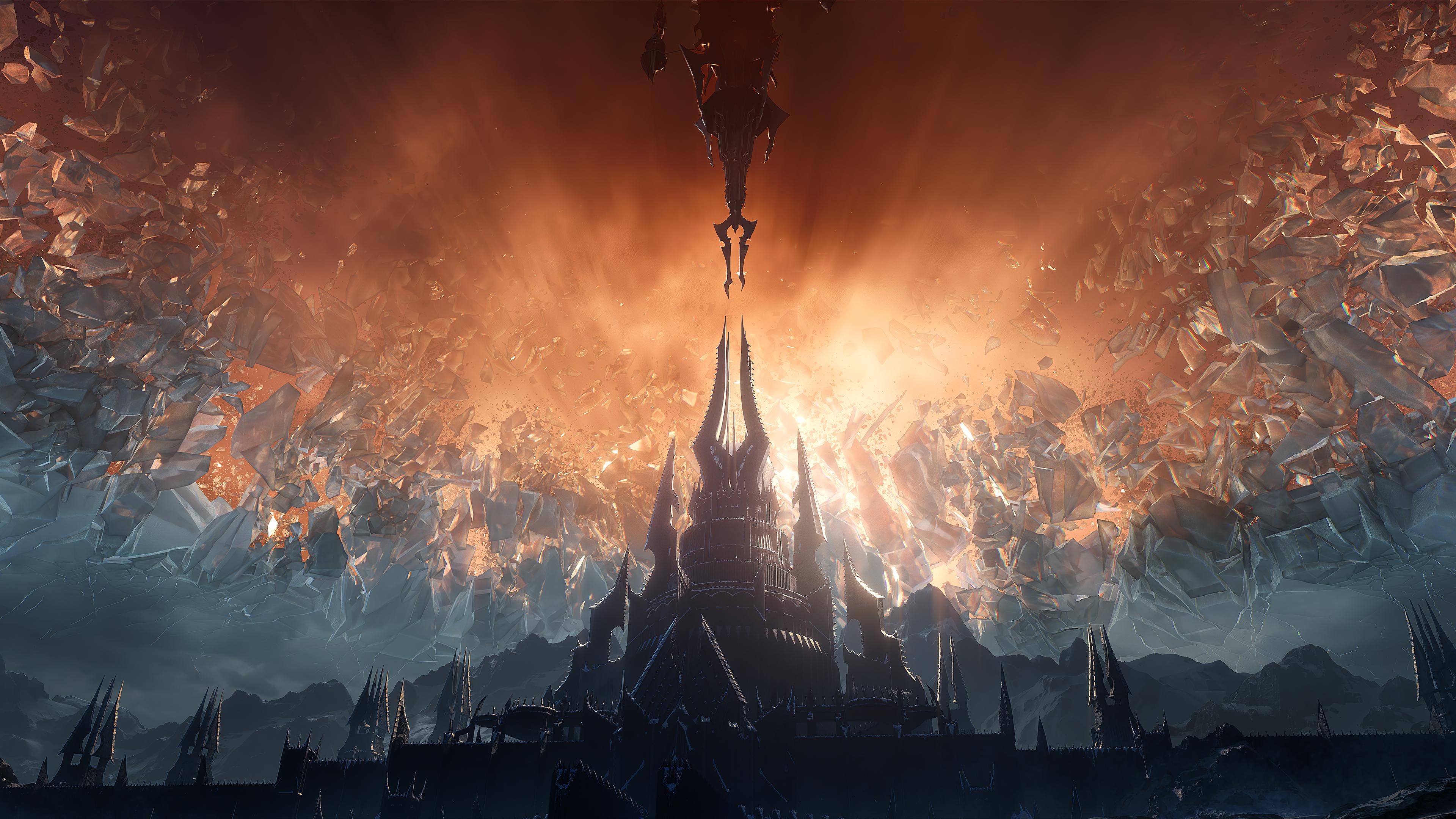 Blizzard bietet neue World of Warcraft Wallpaper in 4K zum ...