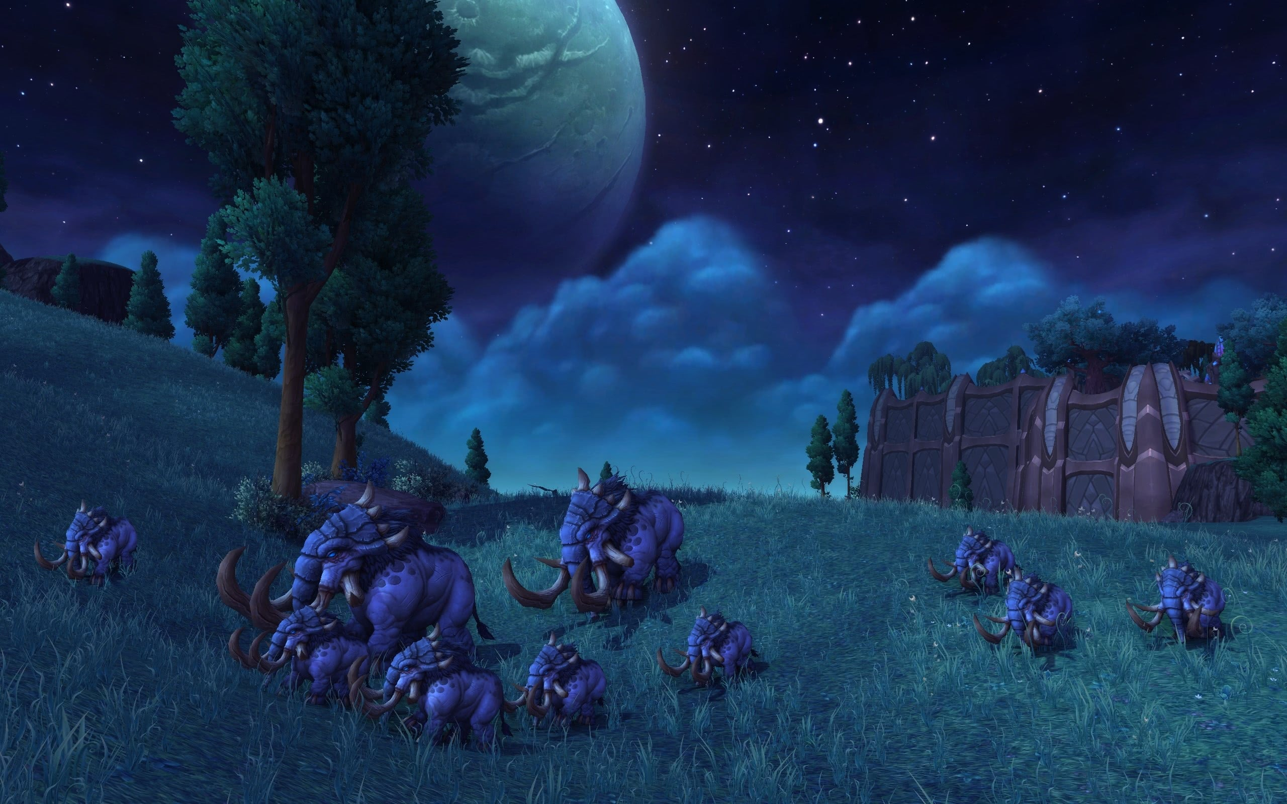 wow how to get to warlords of draenor