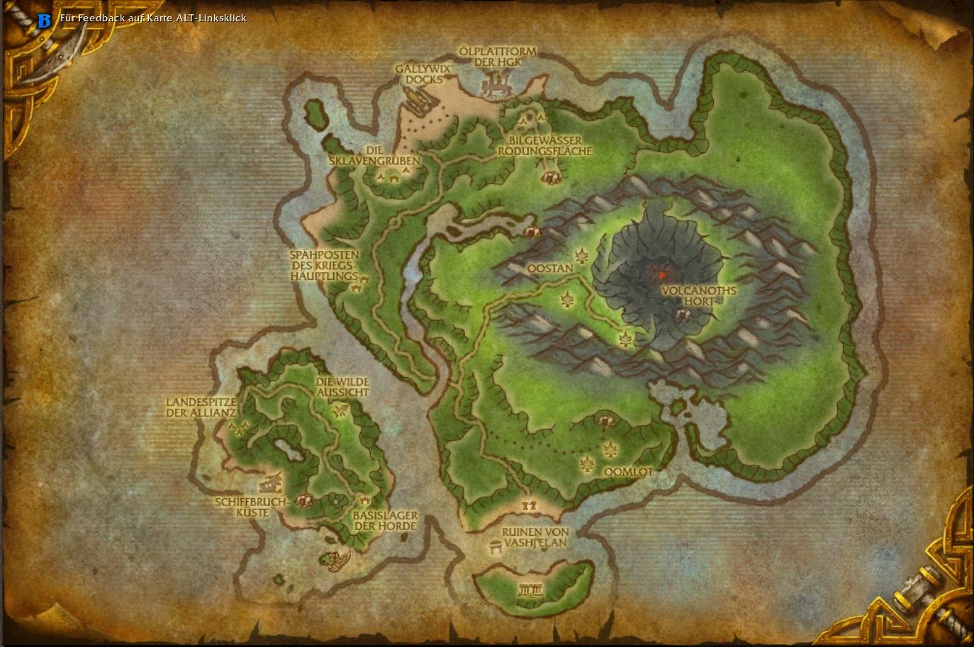 Die Verlorenen Inseln