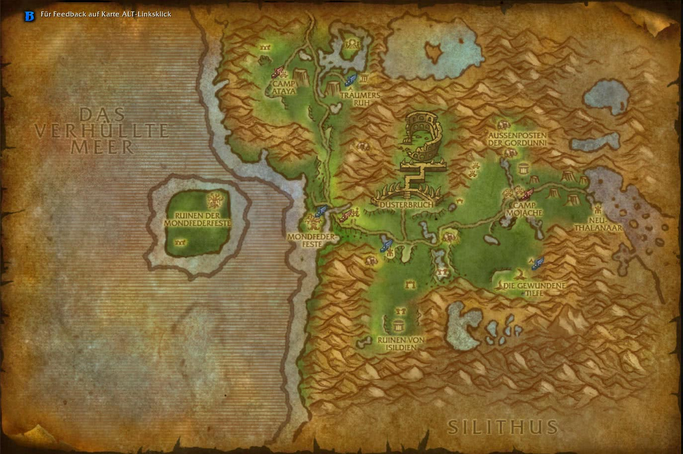 khaz modan map, mulgore map, azuremyst isle map, undercity map, elwynn forest map, darnassus map, duskwood map, ironforge map, bloodmyst isle map, darkshore map, tanaris map, kharanos wow map, grizzly hills map, stormwind map, desolace map, darkmoon faire map, zangarmarsh map, silverpine forest map, tirisfal glades map, loch modan map, on dun morogh map