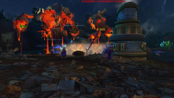World of Warcraft - Guide für Bauplan: Rostbolzenrequisition & Echoschlammling
