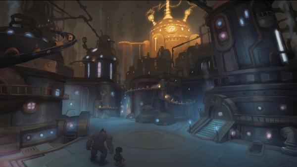 World of Warcraft - Patch 8.2: Vorschau auf Mechagon und den Megadungeon