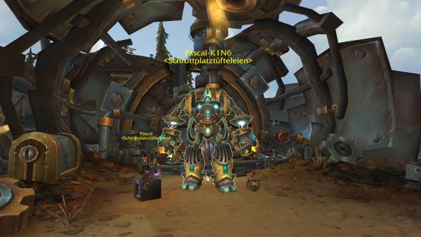 World of Warcraft - Guide für Schrottplatztüfteleien in Mechagon