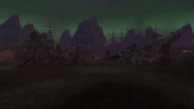 Tirisfal in Battle for Azeroth