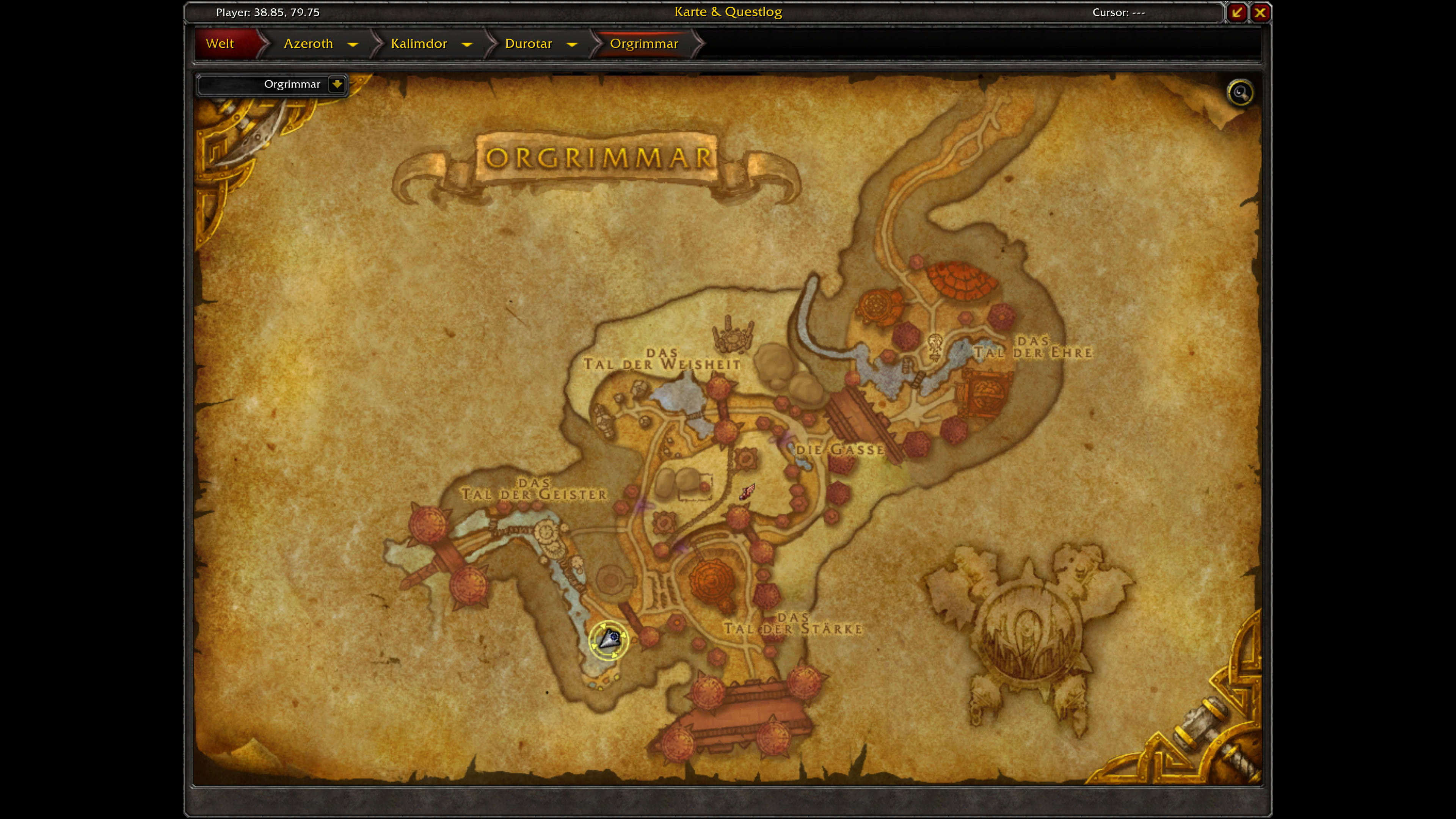 how to come to stormwind from exodar