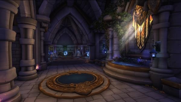 World of Warcraft - Portalräume für Orgrimmar und Sturmwind