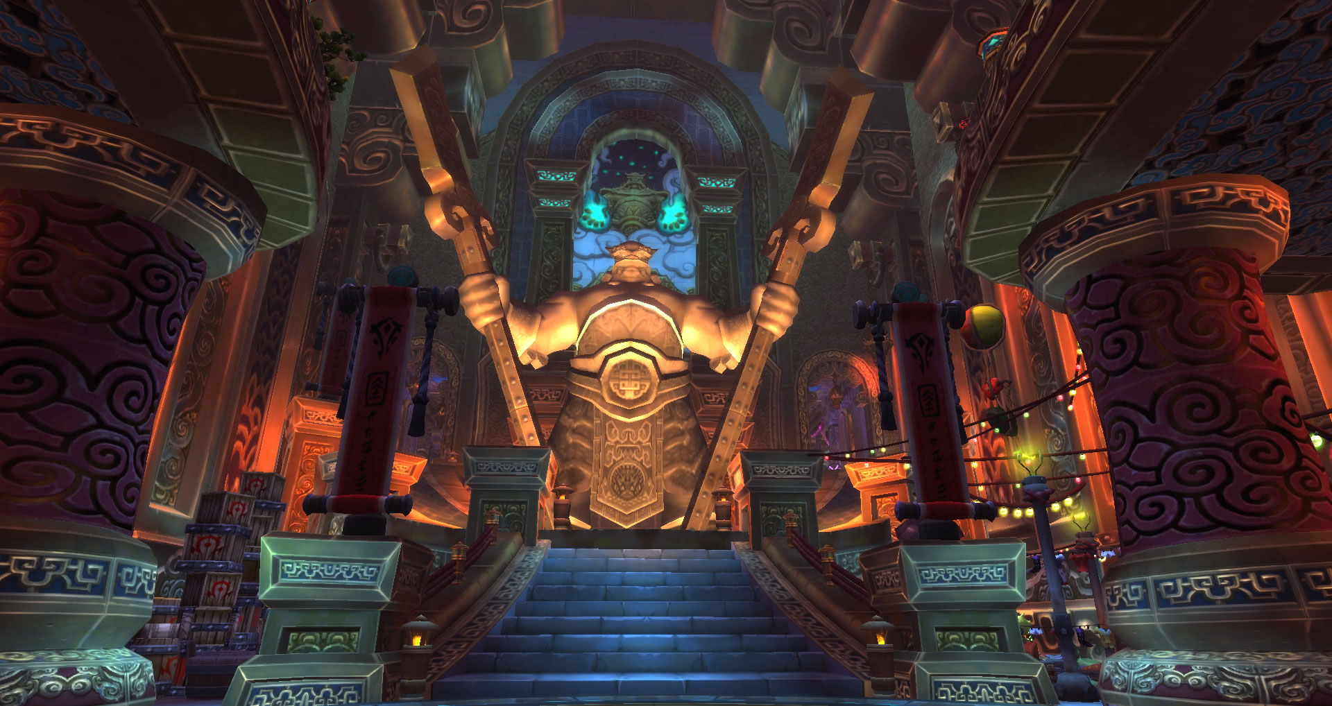 The Seat Of Knowledge : Where is the seat of knowledge in world warcraft