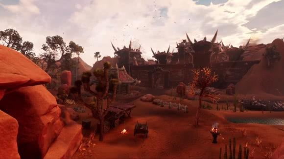 World of Warcraft in der Unreal 4 Engine
