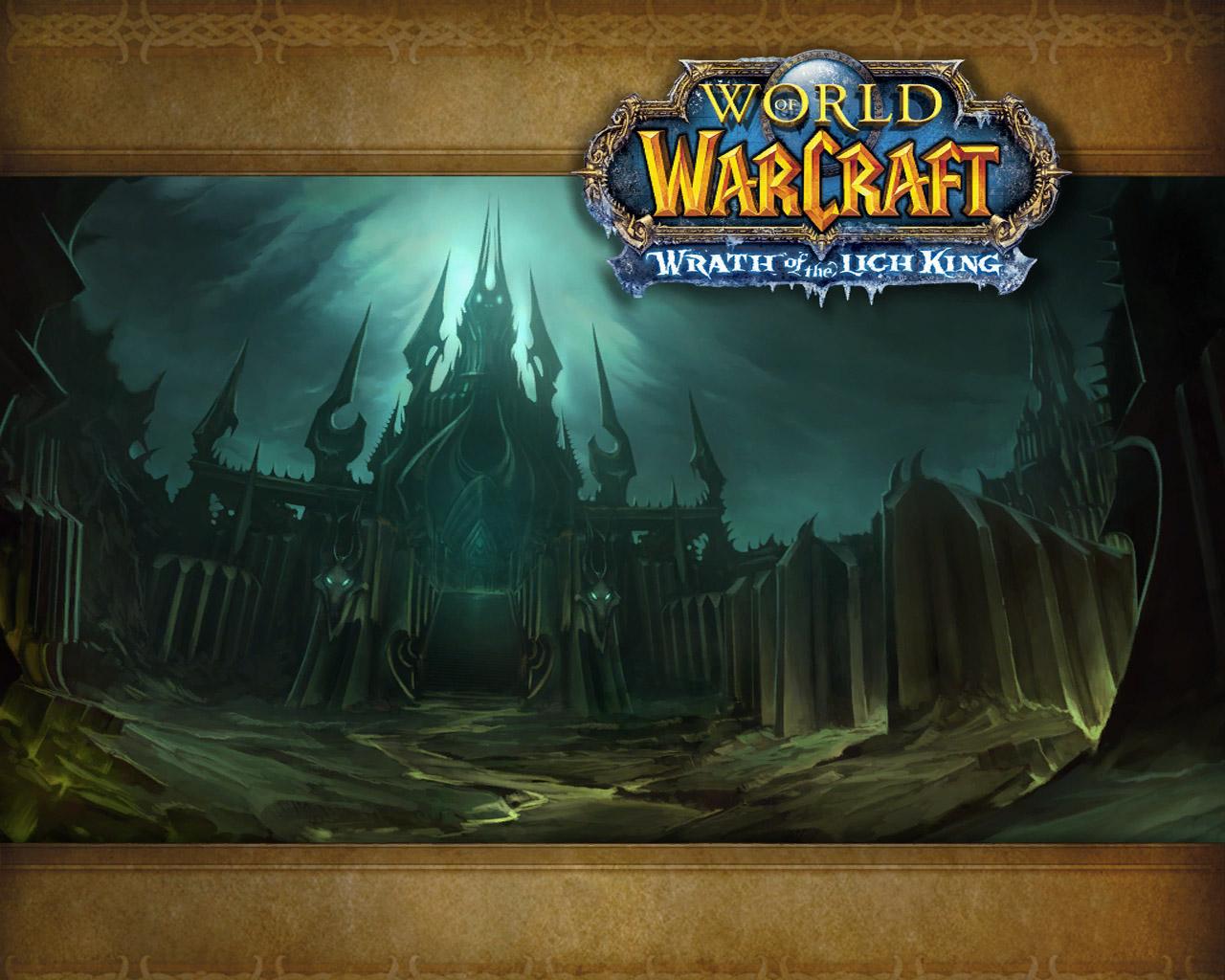 Wow Wrath Of The Lich King Dungeons Instanzen